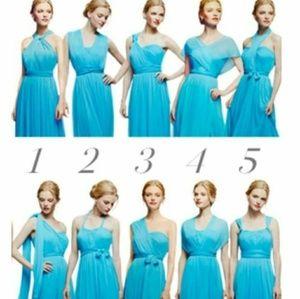 7457f92faad David s Bridal Dresses - Size 4 Davids Bridal Versa Bellini (Peach) Dress